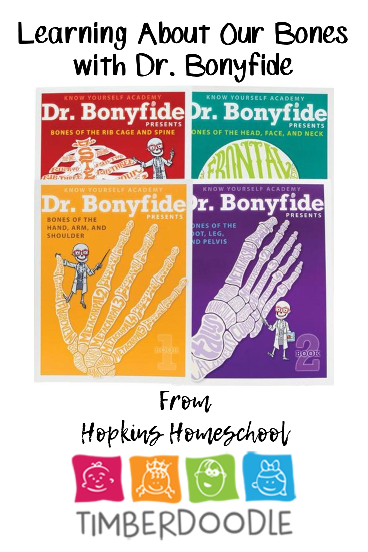 Learning Bones with Dr Bonyfide