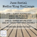 Join us in the Homeschool Review Crew Social Media/Blog Challenge!