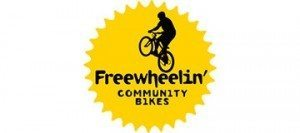 Freewheelin Community Bikes Logo