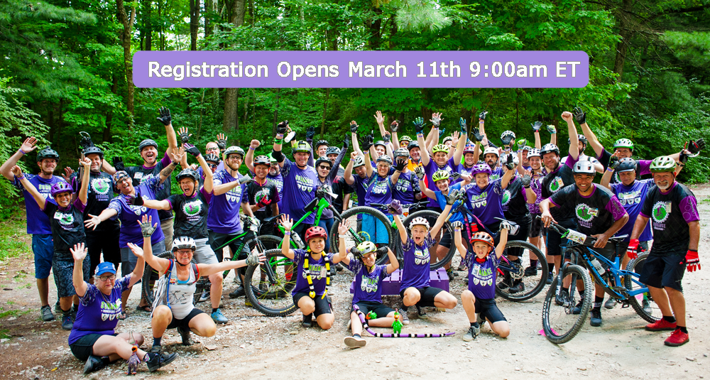 Registration Opens March 11th 2019