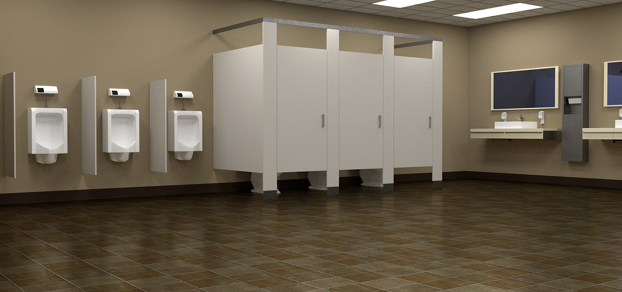 """""""Improve business with a clean restroom""""-Easy steps to take to improve your business' experience"""