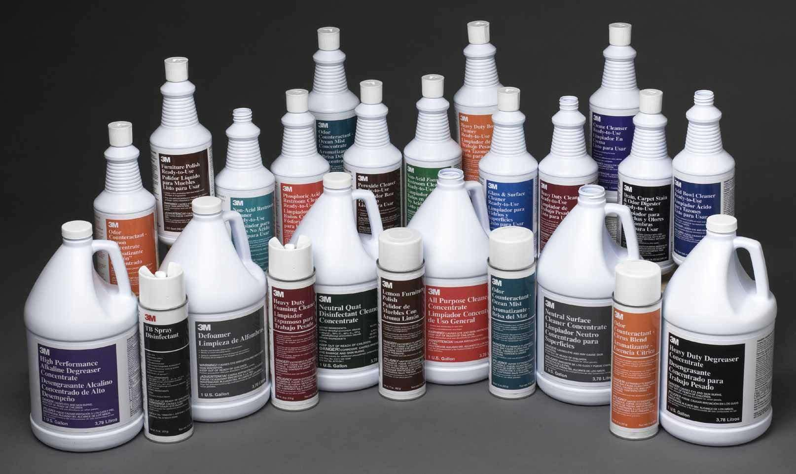 3m cleaners