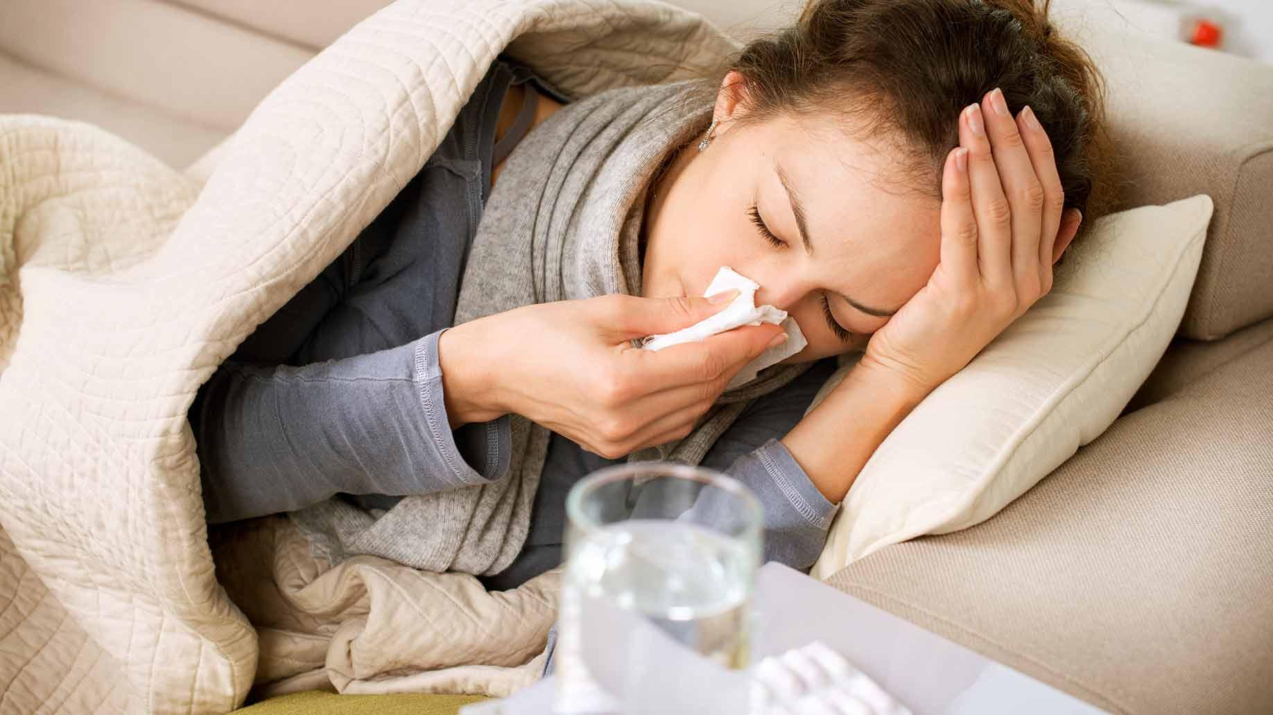 Combat Flu Germs in the Restroom