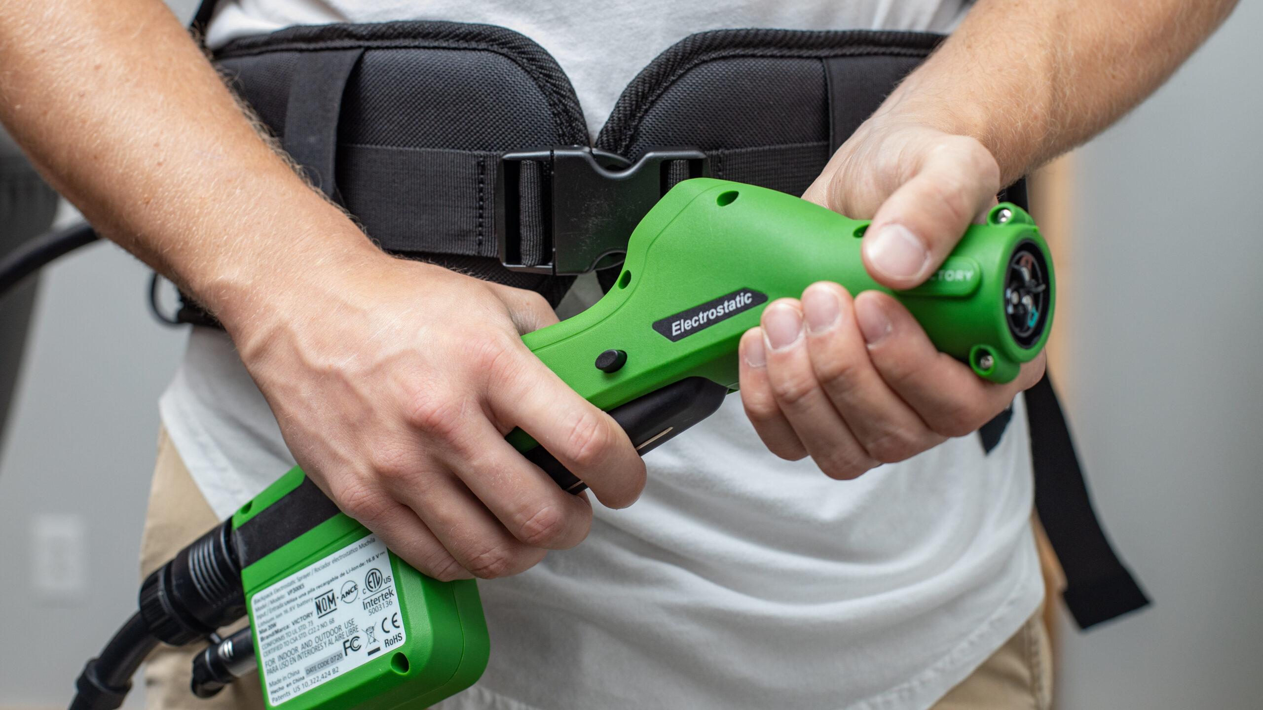 New ESD Sprayer by Victory Innovations