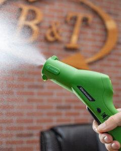 ESD-Sprayer