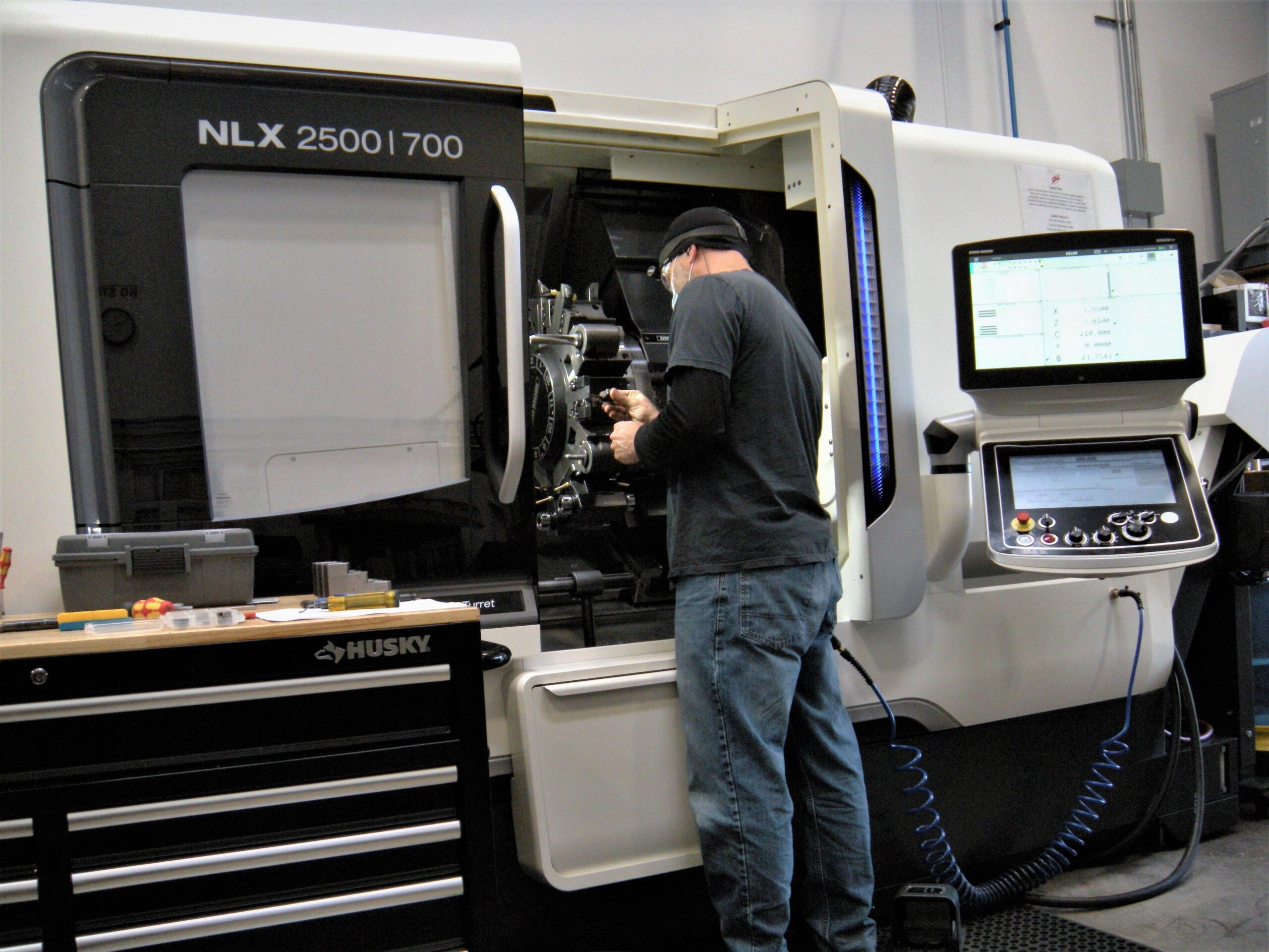 Arrow Tech Machine Works of Eugene, OR, CNC Machine Shop
