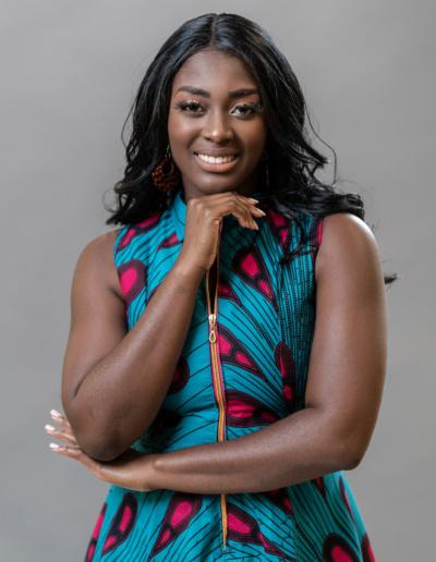 Shana Ofori - Ghana