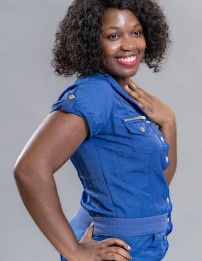 Mary Nyepah - Liberia