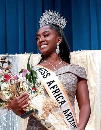 Miss Ghana Crowned