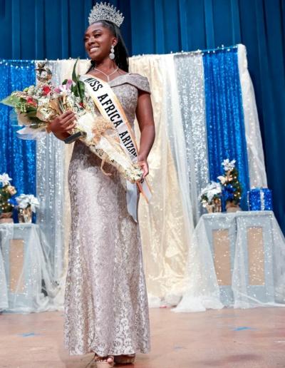 Miss Ghana awards show