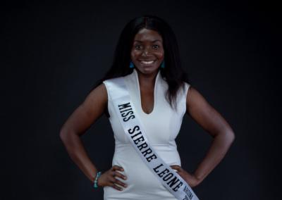Miss Sierra Leone 2021