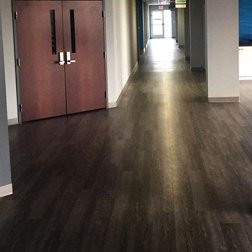 commercial-lurury-vinyl-tile-hallway