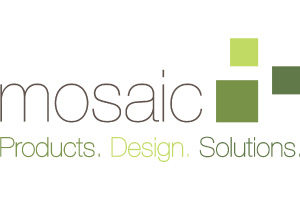 affordable roofing and remodeling partner logo _mosaic