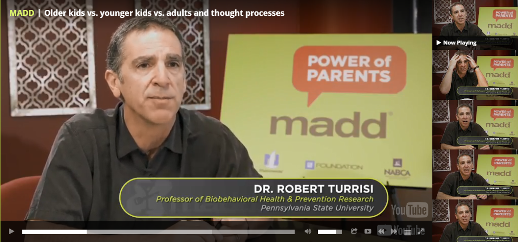 MADD & NABCA Collaborate to release video series