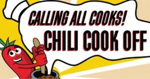 Chili Cook Off @ Snack Shack