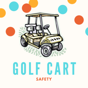 Youth Golf Cart Safety Course @ Tennis Courts