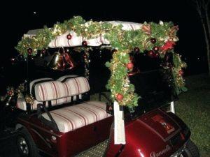 Golf Cart Christmas Light Tour @ Meet at CH3 Parking Lot