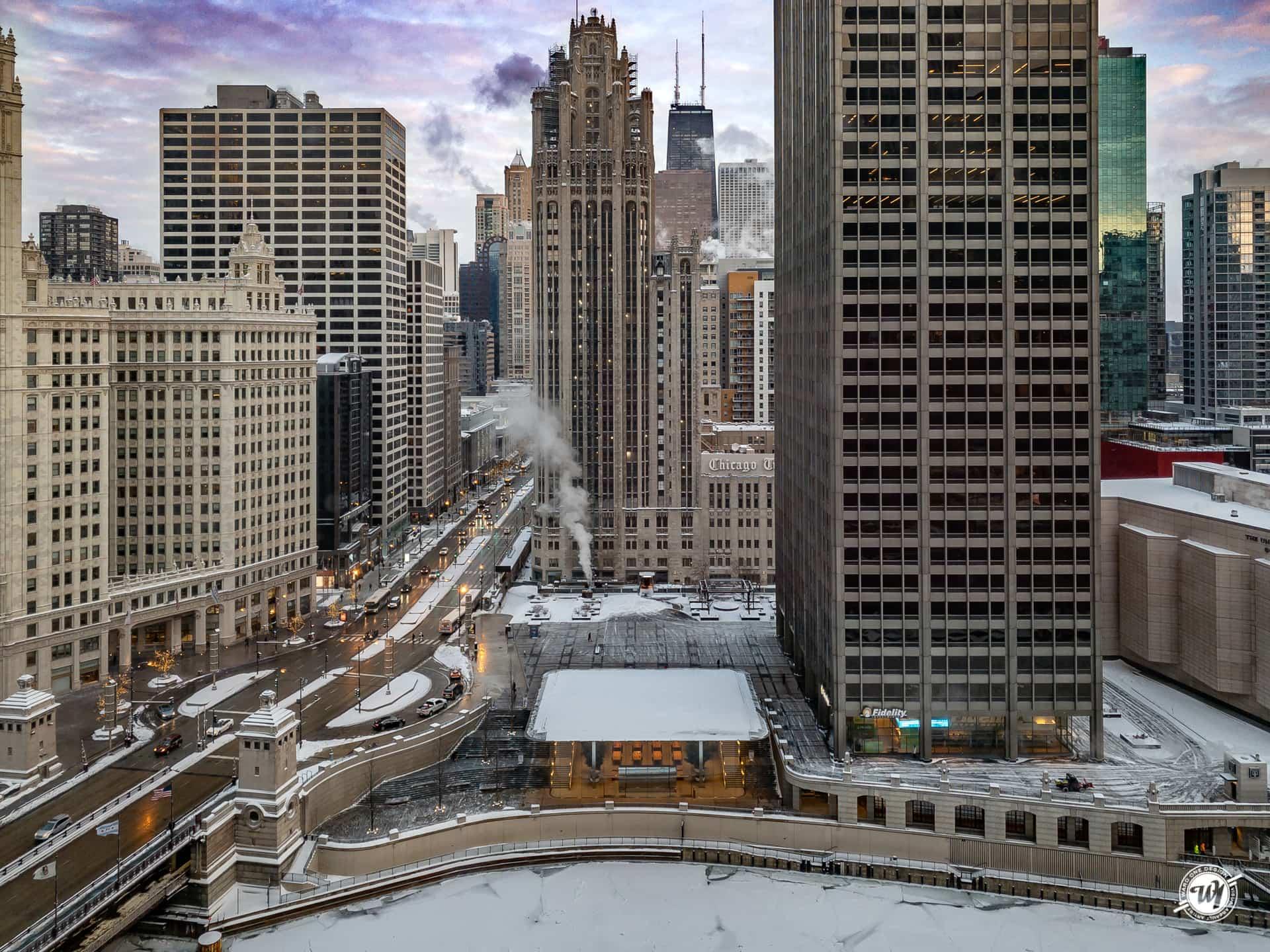 Chicago Polar Vortex 2019