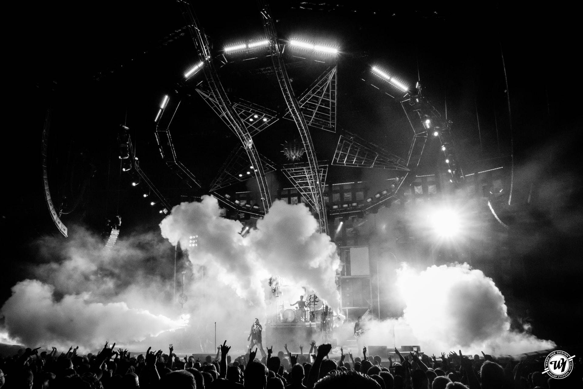 Motley Crue The Final Tour Recap and Photos from Chicago, August 8th, 2014 by Ward 1 Design
