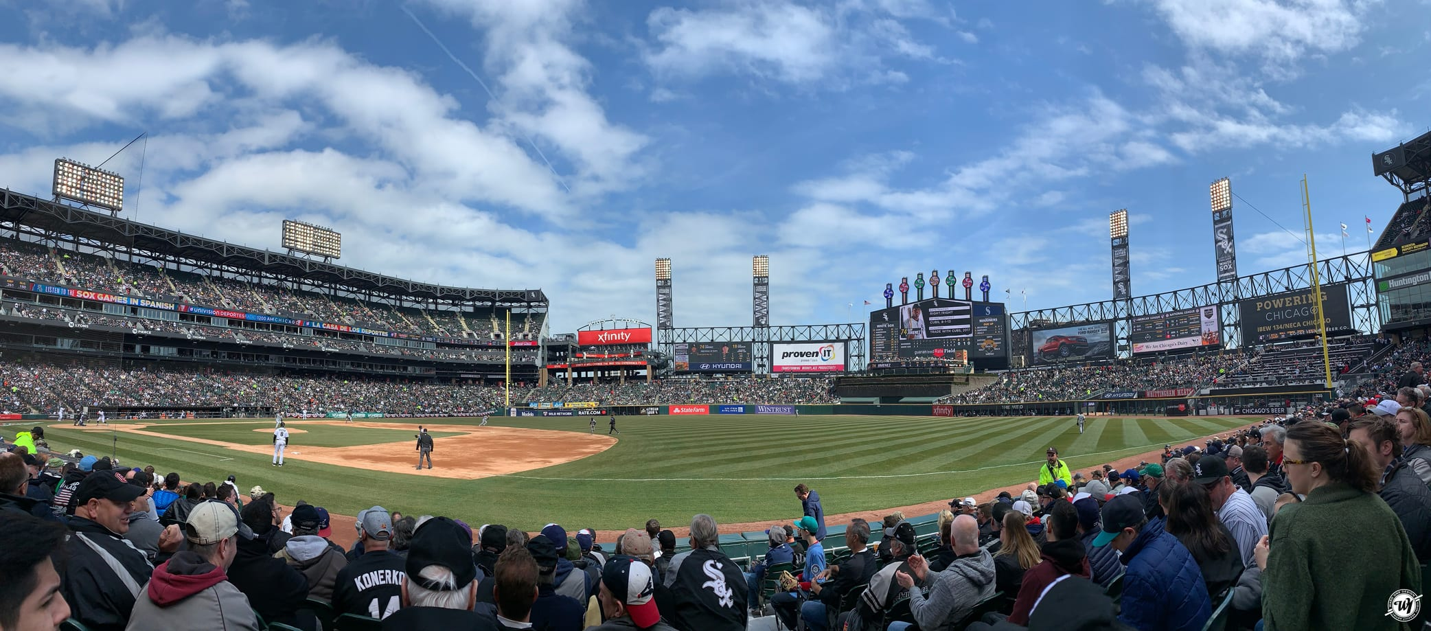 Chicago White Sox Opening Day 2019