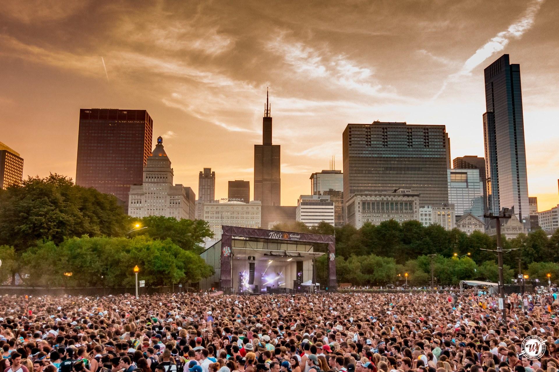 LollaPalooza 2018 Chicago