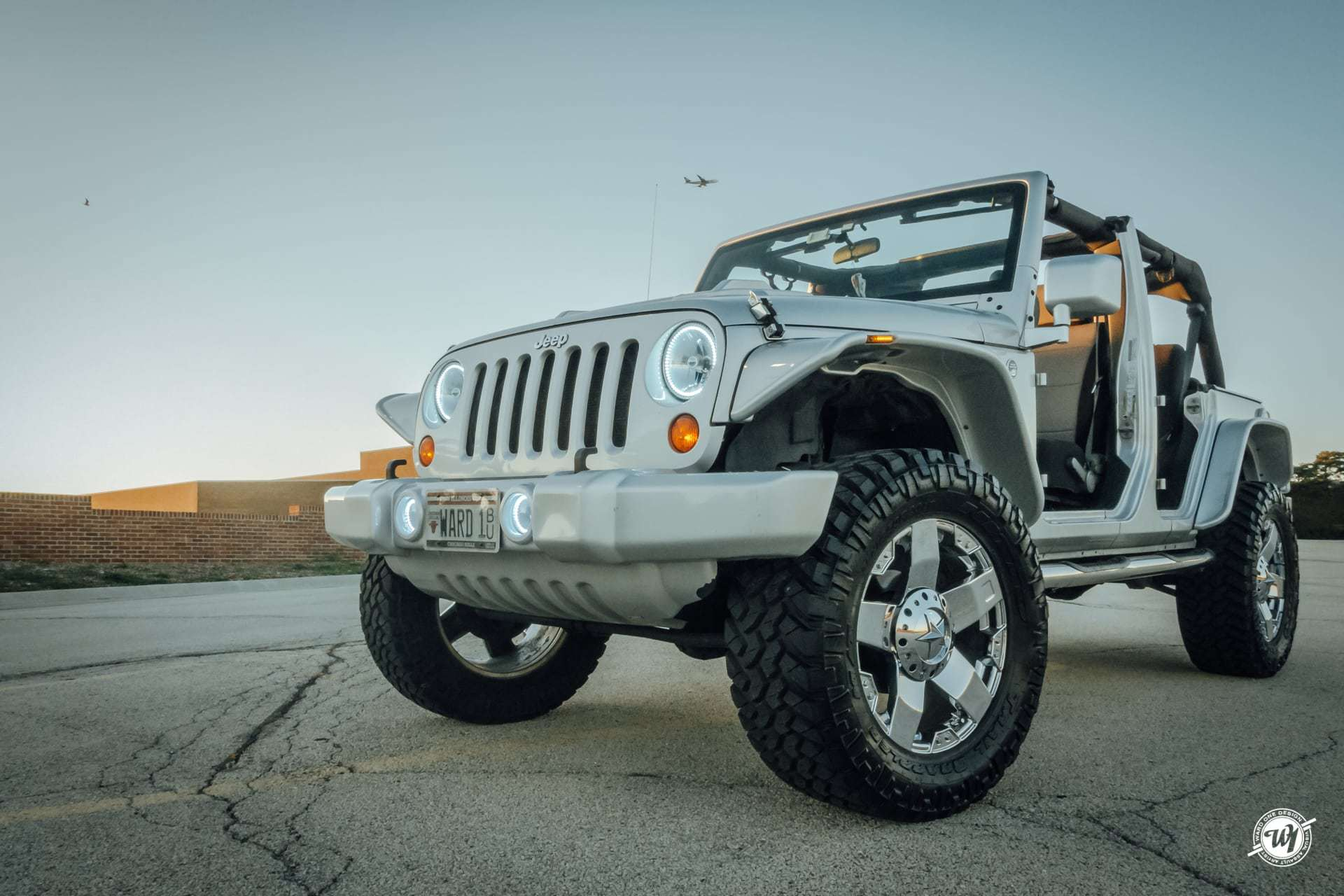 Ward 1 Design Jeep Wrangler