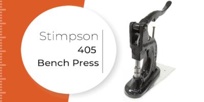 Stimpson-405-Bench-Press