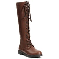 brown womans boots