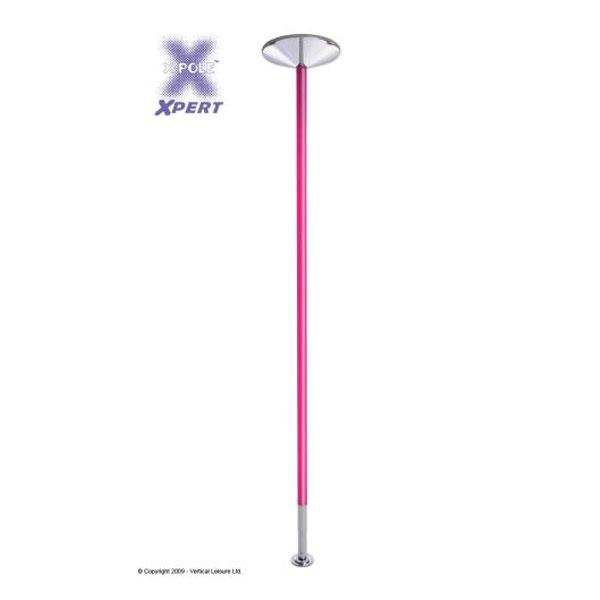 Pink Stripper pole