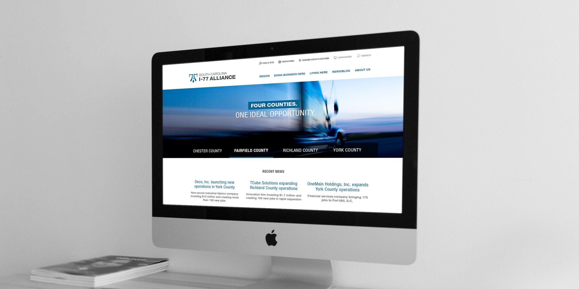 I-77 Alliance Homepage
