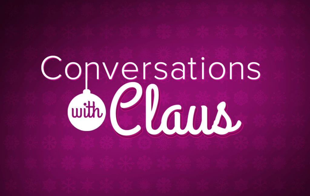 Conversation with Claus