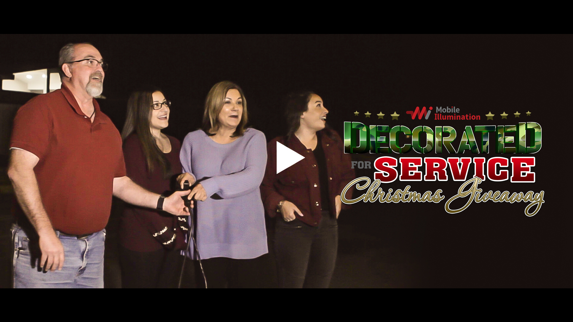 5th Annual Decorated for Service Christmas Giveaway 2018