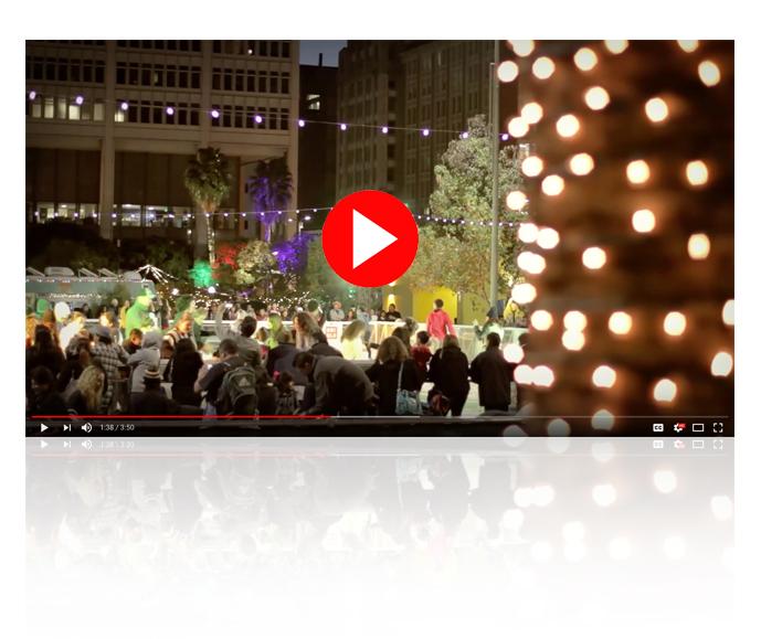 Christmas Lighting Installation - Mobile Illumination
