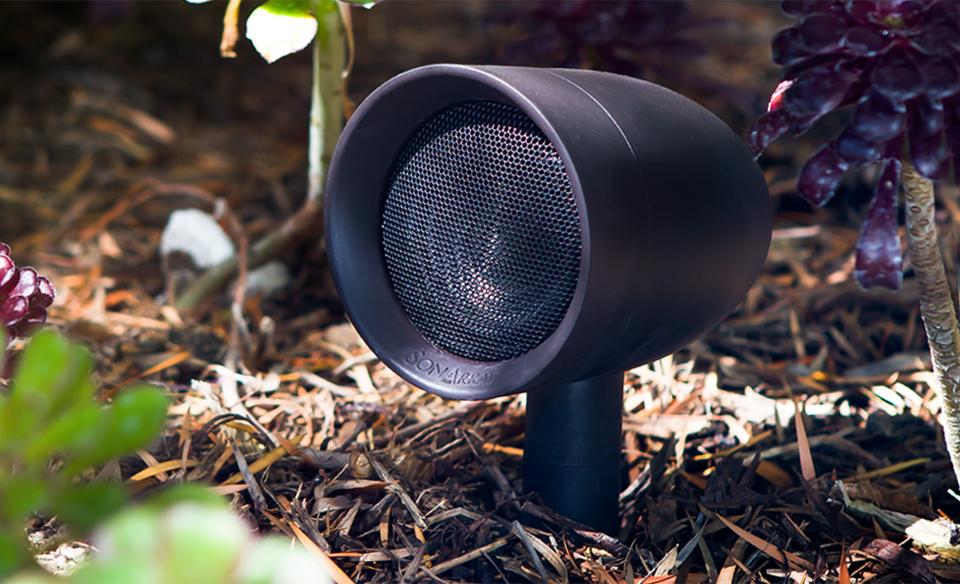 Outdoor Audio - Satellite Speaker