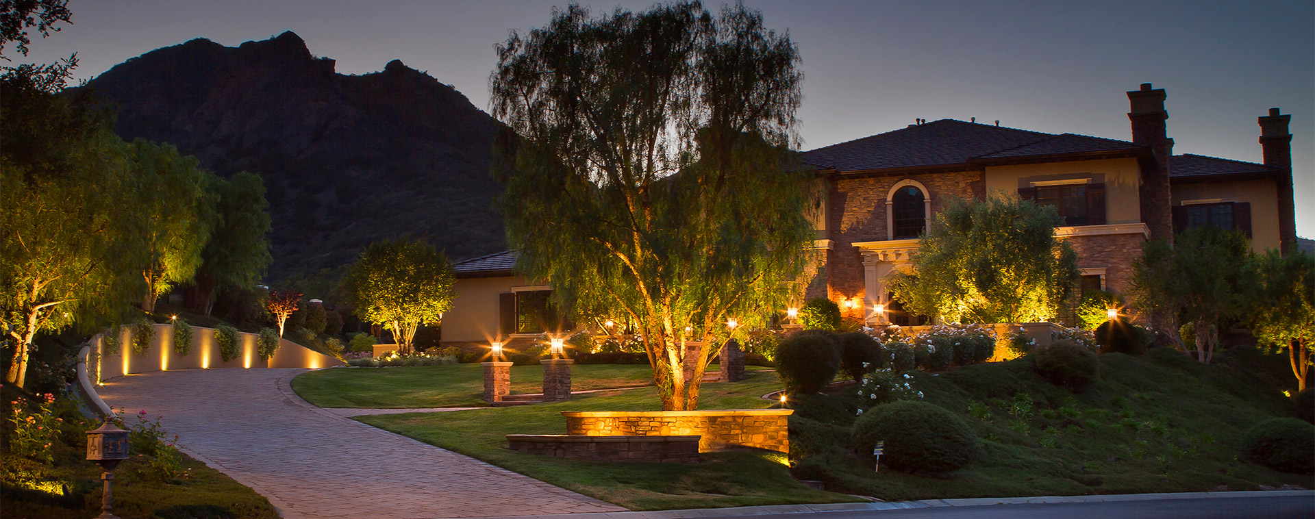 Outdoor Lighting for Homes