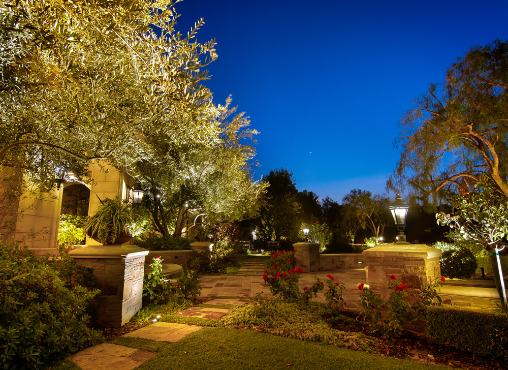 Landscape Pathway Lighting