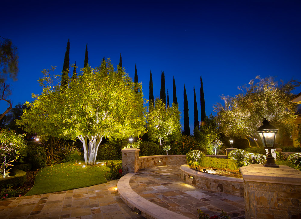Landscape Uplighting