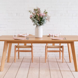 Oaakheart dining Tables set sale