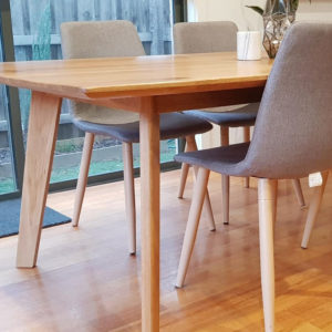 Oak Dining Table Image