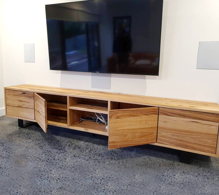Large Entertainment Unit Image