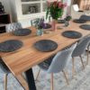 Industrial Dining Table Image