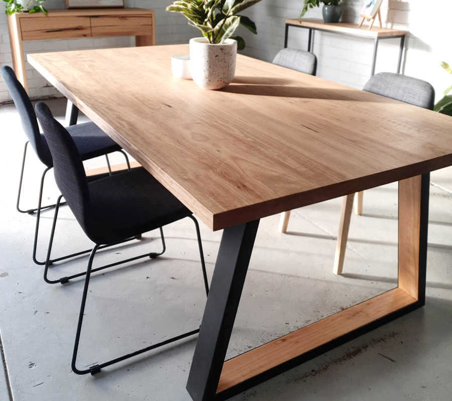 Industrial Dining Table Design