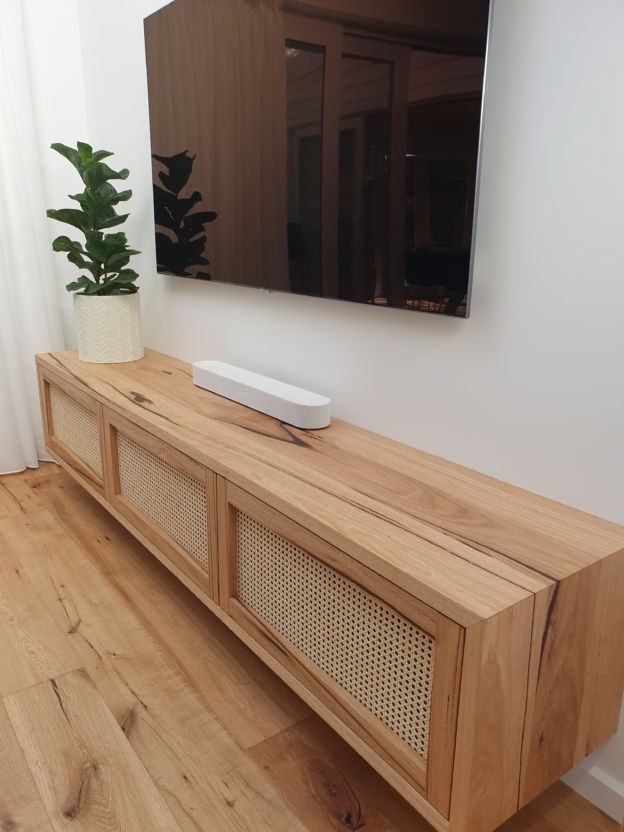 Media room tv unit image
