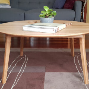 Oak Coffee Table Image