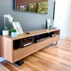 Spotted gum TV Unit Image