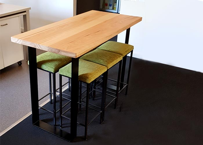 Space saver Table design