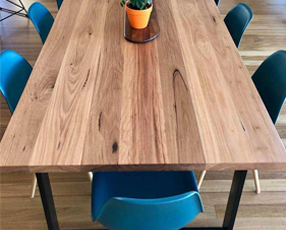 8 seater dining table image