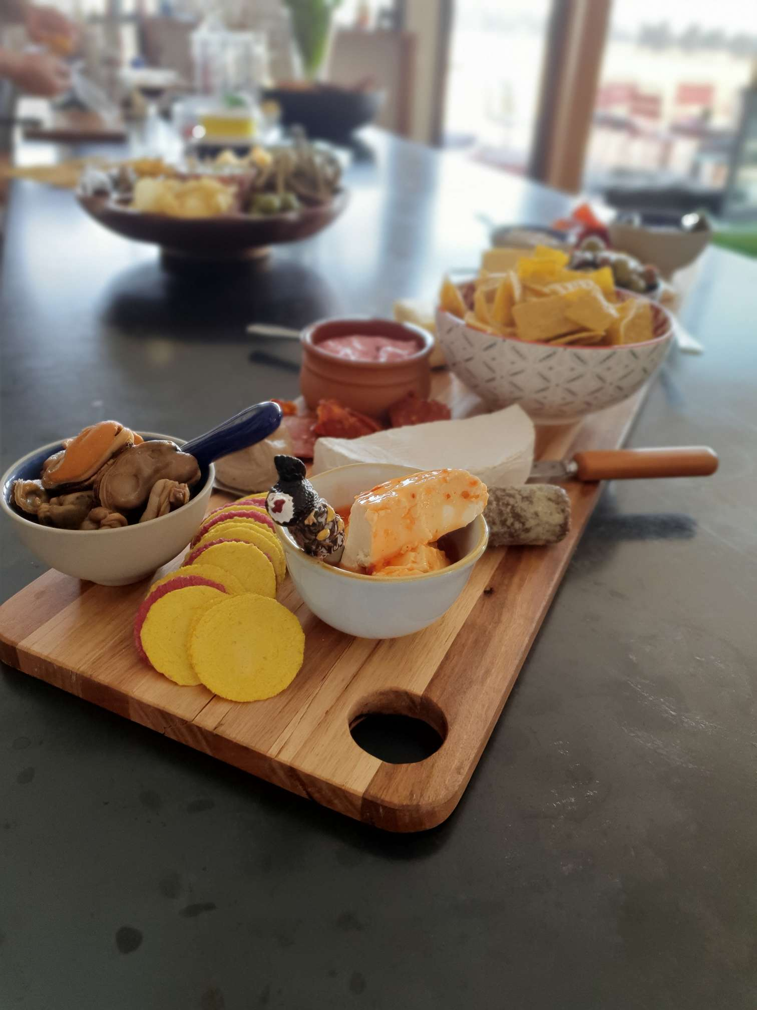 Timber Lunch & Dinner Platters