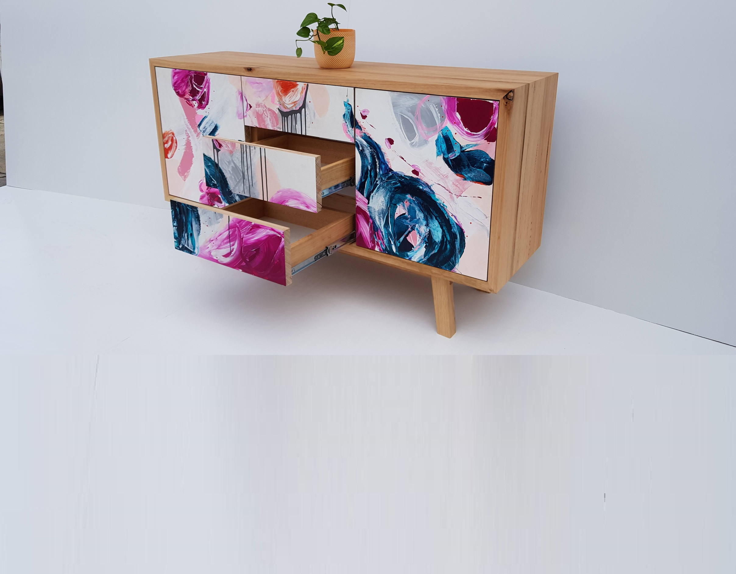 Art Wood Work Buffet Furniture