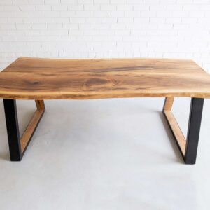 French Oak Rectangular dining table